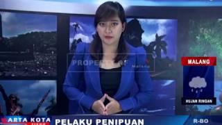 KABUPATEN MALANG - Polsek Sumberpucung Bekuk Tersangka Penipuan Berkedok Gandakan Uang
