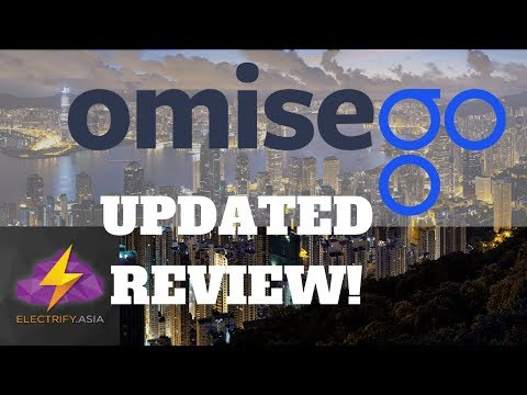 OMG Updated Review - OmiseGo Airdrop! Should You Add This Large Cap To Portfolio?