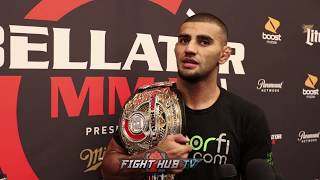 DOUGLAS LIMA FEELS HE WILL STOP RORY MACDONALD AT BELLATOR 192