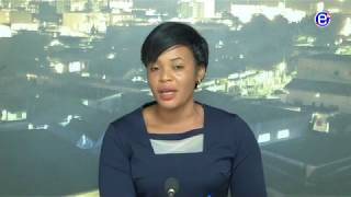 THE 6PM NEWS (GUEST: BERGELINE DOMOU) EQUINOXE TV FRIDAY JUNE 1st 2018