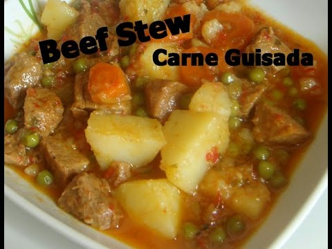 How to make Portuguese Beef Stew || Carne Guisada com Batatas || Recipes || Receitas