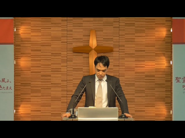 2019/11/10 宣教的教会の誕生(使徒の働き11:19-30)