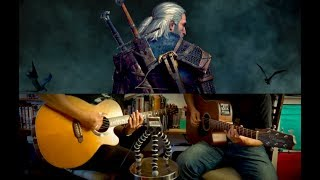 The Witcher 3 Medley - Acoustic Guitar Cover