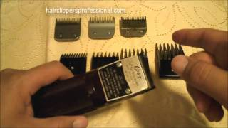 oster clippers classic 76 hair clipper review