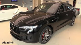 Maserati Levante 2017 In Depth Review Interior Exterior