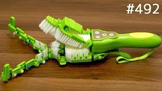 握ると皿を洗えちゃうマシン / Handheld Automatic Dishwasher. Fun Kitchen Gadgets