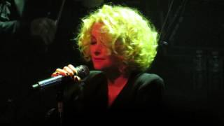 Goldfrapp Ulla live at Albert Halls Manchester International Festival 17th July 2013 New Song