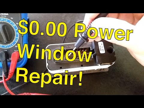 $0.00 Repair For Saab 9-5 Power Window – Trionic Seven
