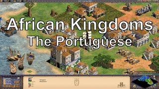 Aoe2 HD African Kingdoms: Portuguese, New Civilization