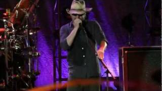 "HD "" Dance n Dave "" Dave Matthews Band ""Thank You (Falettinme Be Mice Elf Agin)""  9/4/2011 Gorge"
