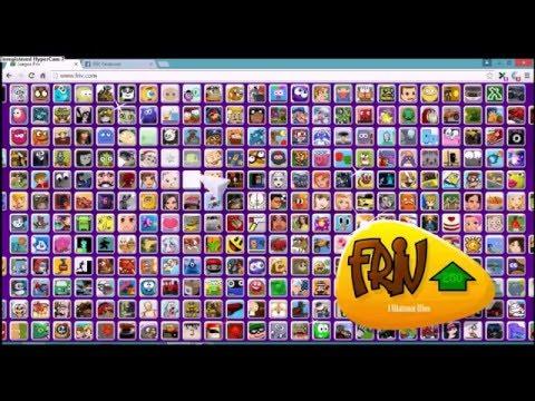 Los Mejores Juegos Gratis Para Jugar Friv Youtube