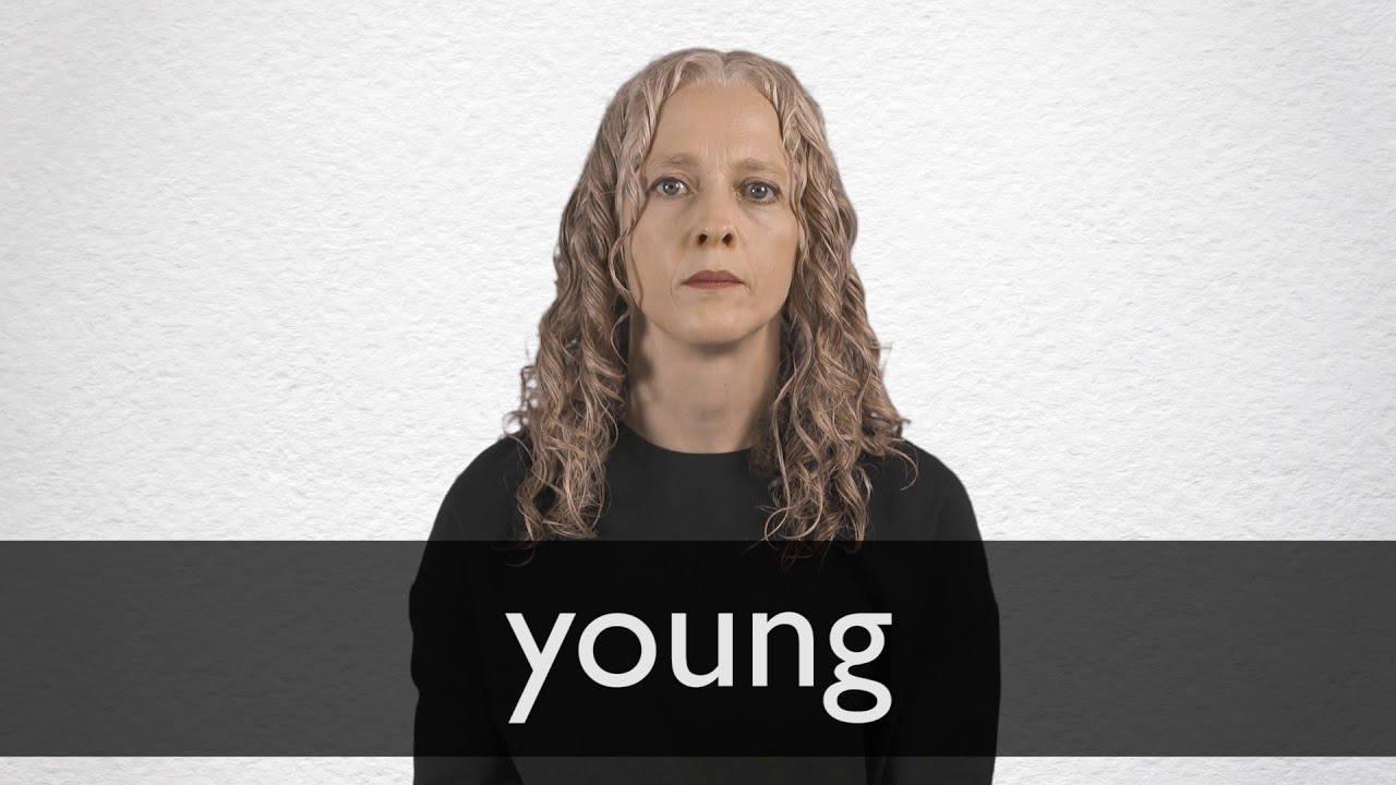 How to pronounce YOUNG in British English