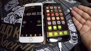รีวิวกากๆ : iPhone8 Plus ชาร์จเร็วด้วย Adapter 29W