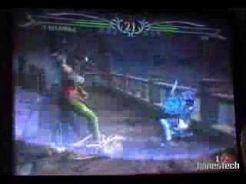 Soul Calibur 3 sWoRD LoRD (Cassandra) vs. Mikosu (Ivy) 2/2
