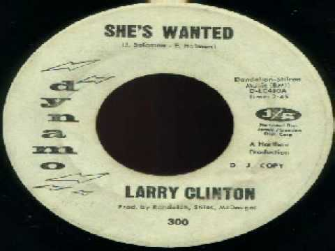 Larry Clinton - Shes Wanted