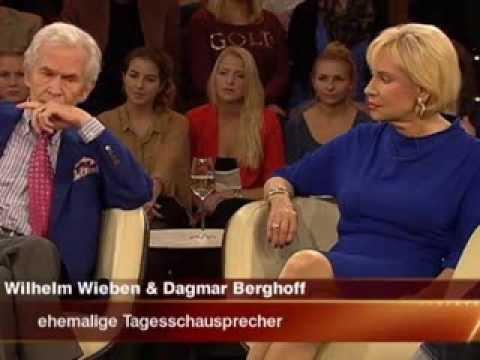 DAGMAR BERGHOFF UND WILHELM WIEBEN ZU GAST IN HAMBURG AM 7.NOVEMBER  ...
