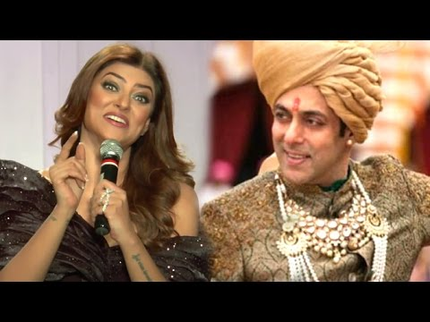 Sushmita Sen On Why Salman Khan Is Not MARRYING Anyone
