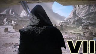 How Kylo-Ren Found the Map to Luke Skywalker (CANON) - Star Wars Explained BF2