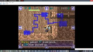 Let's Play Mystery Dungeon Shiren the Wanderer DS: Attempt 1: Great start... too bad!