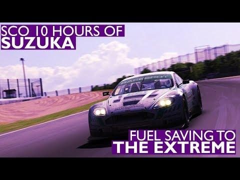 How to Fuel Save - SCO 10 Hours of Suzuka