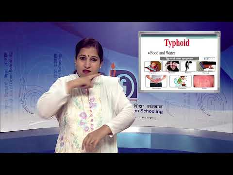 L-8 Communicable & Life Style Disease(Home Science )Sign language