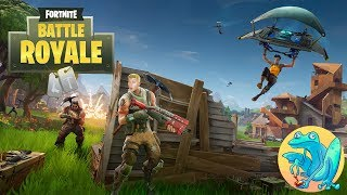 Fortnite Battle Royale. I have no idea what I'm doing and I'm really bad at shooters. I'm gonna die!
