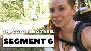 The Colorado Trail, Segment 6: Kenosha Pass - Breckenridge (mile 71.7 - 104.4)