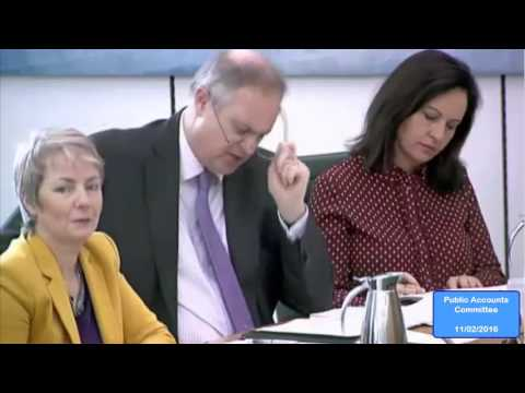 Google bosses grilled over TAX by MPs at UK Public Accounts Committee 11/02/2016