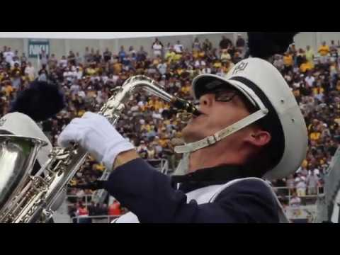 Penn State Blue Band Pregame Show: 9118