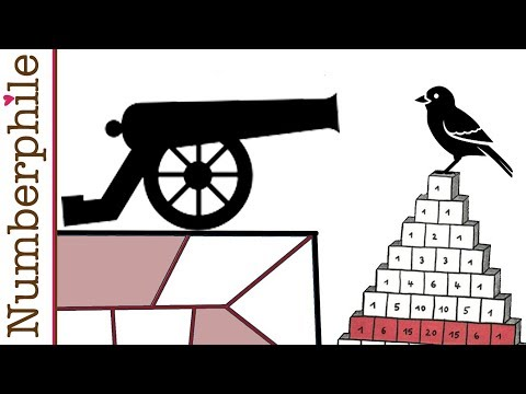 Cannons and Sparrows - Numberphile