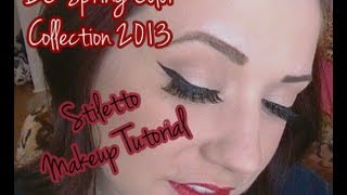 "BC Spring Color Collection 2013 ""Stiletto"" Makeup Tutorial Thumbnail"