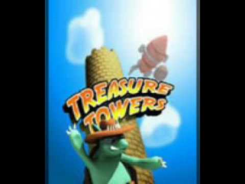 treasure towers para sony ericsson w580