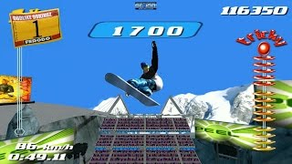 SSX TRICKY PC - 60fps (use google chrome)