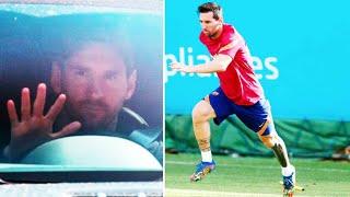 Месси ВЕРНУЛСЯ к тренировкам с Барселоной и УДИВИЛ ВСЕХ своим поступком