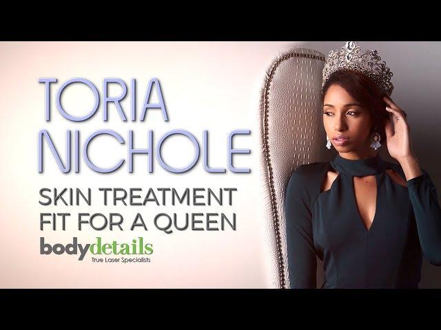 Skin Rejuvenation Laser Treatment | Toria Nichole | Body Details