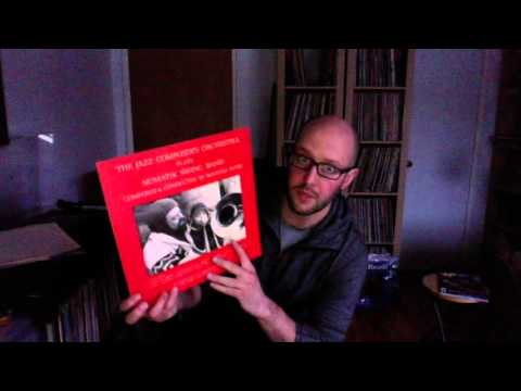 Amazing New Jazz Records - Vinyl Video #47