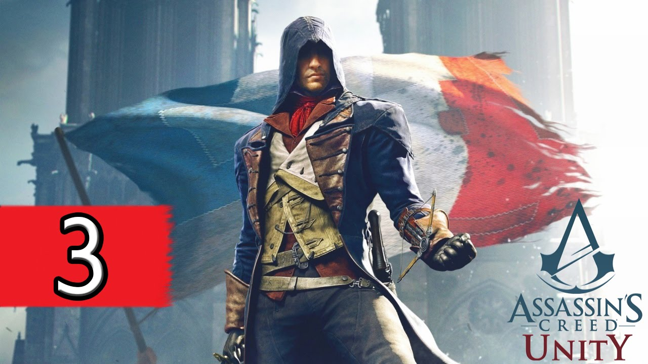 Assassins Creed Unity Walkthrough Part 3 Infiltrating The