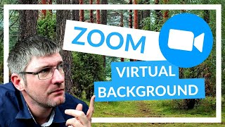 How To Use Virtual Backgrounds In Zoom