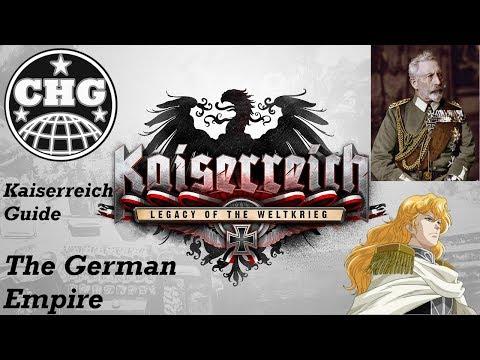 Kaiserreich Guide - The German Empire