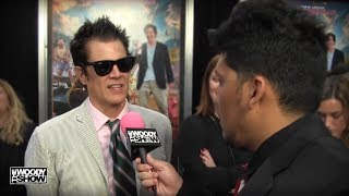 "Randy Went to the ""Action Point"" Premiere w/ Johnny Knoxville!"