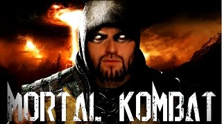 Mortal Kombat Theme Song Metal Dubstep Cover