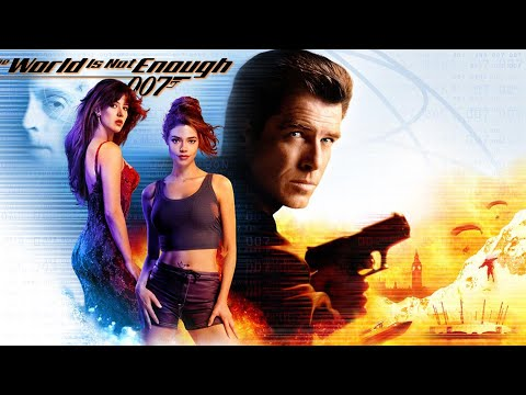 007 The World Is Not Enough All Cutscenes Game Movie 4K Ultra HD