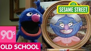 Sesame Street: Grover's Frame Shop | #ThrowbackThursday
