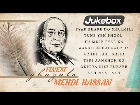 Finest Ghazals by Mehdi Hassan | Pakistani Romantic Ghazals | Mehdi Hassan Ghazals Best Collection