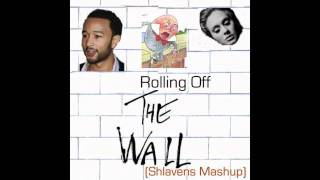 Adele & John Legend vs. Pink Floyd: Rolling Off The Wall (Mashup)