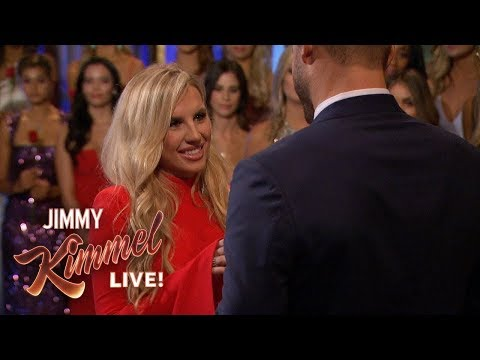 Jimmy Kimmel Predicts Bachelor Winner