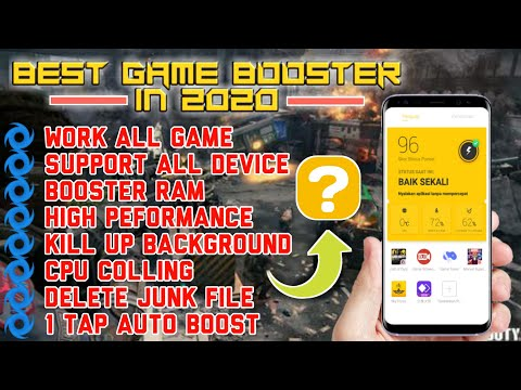 Best New Game Booster All Game|work All Device.game Booster 2020