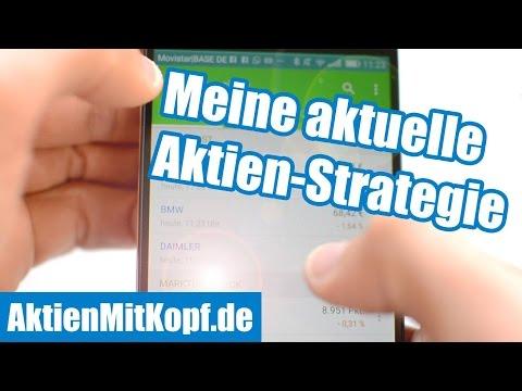 Meine aktuelle Aktien Strategie - Buy and hold & Aktienanalyse