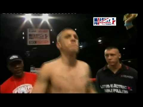 Jason Booth v Michael Hunter - Part 1