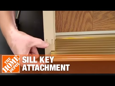 Sill Key Attachment   The Home Depot